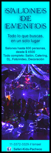 Salon de fiestas